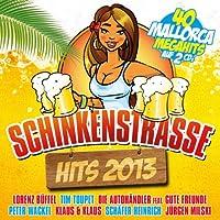 Schinkenstrasse Hits 2013