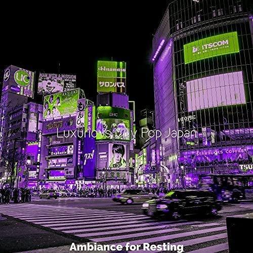 Luxurious City Pop Japan
