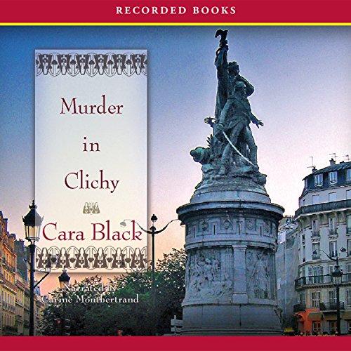 Murder in Clichy audiobook cover art