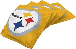 Wild Sports NFL Authentic Cornhole Bean Bag Set (4 Pack)