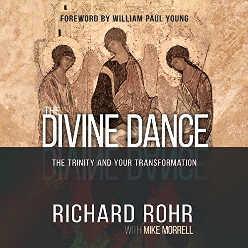 The Divine Dance audiobook cover art