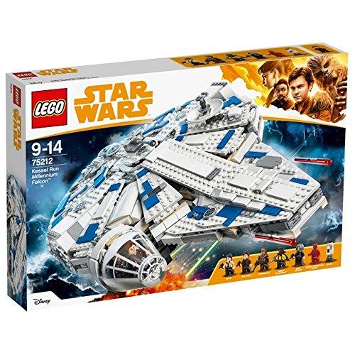 Unbekannt LEGO®Star Wars 75212 Kessel Run Millenium Falcon, 1414 Teile