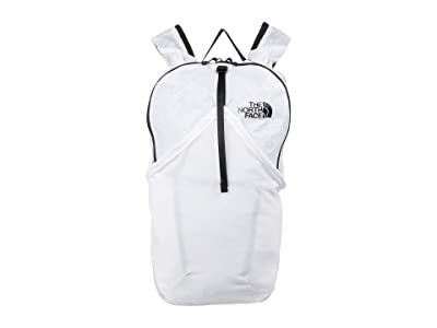 The North Face Flyweight Pack (TNF White) Backpack Bags