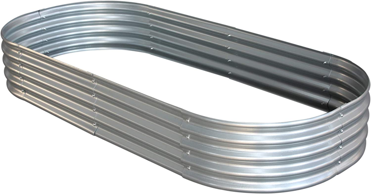 5 Max 58% OFF ft. x 3 Raised Garden for Elevated Planter Bed Veget Super-cheap Metal