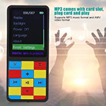 Tangxi MP3 & MP4 Players, 1.8 Inch Color Screen Portable HiFi Lossless Sound MP3 Music Player, Digital Music Player Walkma... photo