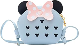 SOTOGO Little Girls Crossbody Purses Toddler Mini Cute Princess Handbags Shoulder Messenger Bag