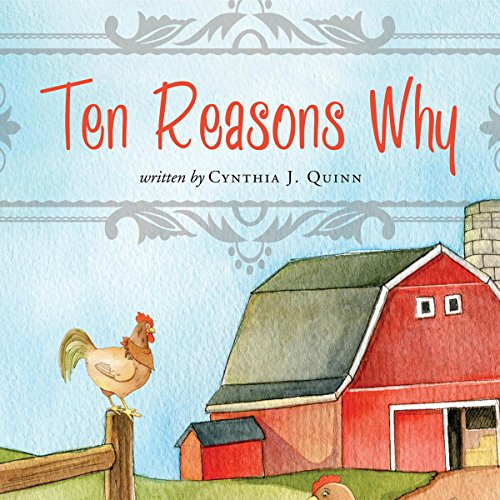 Ten Reasons Why audiobook cover art