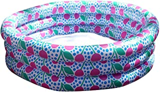 CHSHU Summer Family Inflatable Swimming Pool(76x76CM), Inflatable Pool for Baby, Kiddie, Kids, Adult,Outdoor, Garden,Backyard,Summer Water Party