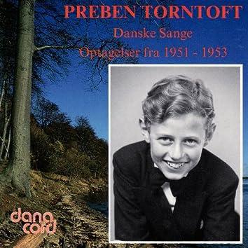 Danish Boy Soprano Preben Torntoft 1951-1953