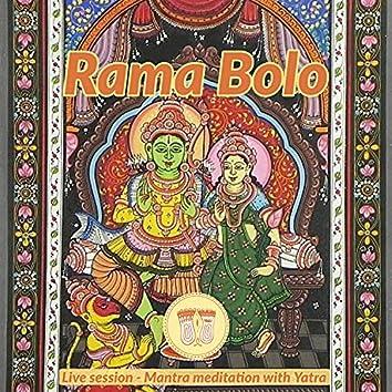 Rama Bolo (Live) (Live)