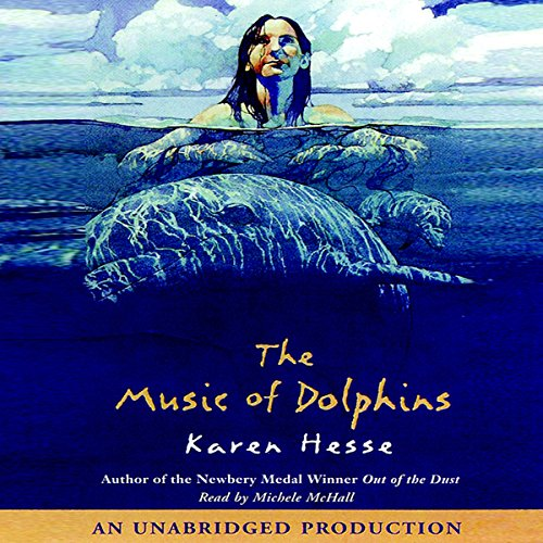 The Music of Dolphins audiobook cover art