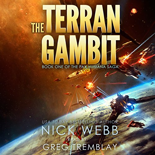 The Terran Gambit Titelbild
