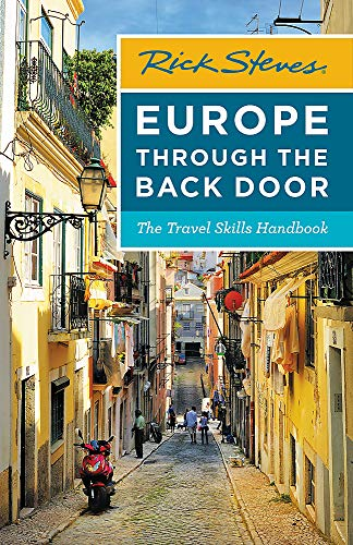 Rick Steves Europe Through the Back Door: The Travel Skills Handbook (... - 61vN42qikSL