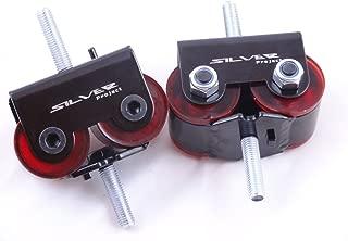 SOLID ENGINE MOTOR MOUNT fit LS1 LS2 LS3 LS6 LS7 LS9 Corvette