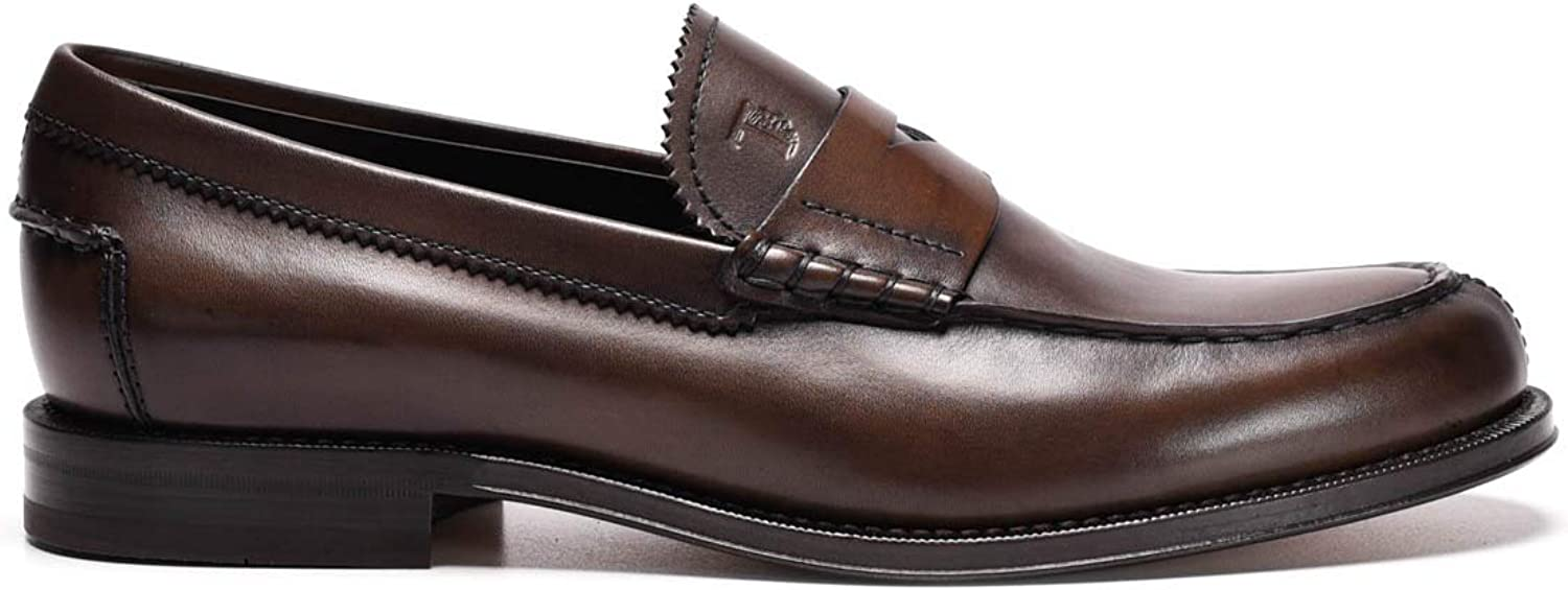 Tod's Tod's Men Mokassins Slippers - Braun Loafers  Slippers