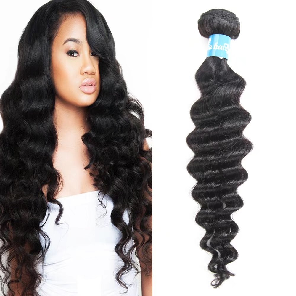 Loose Wave Luxury Malaysian Virgin Unprocessed Extensions Shipping included Hair Wa
