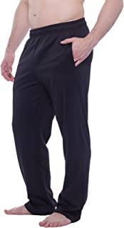 Men's Fleece Lined Urban Active Tech Sweat Pant with Pockets