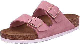 Birkenstock Schuhe Arizona Glattleder Schmal