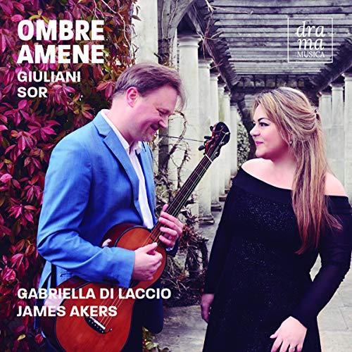 Ombre Amene [CD]