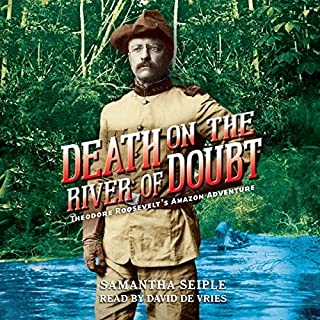 Death on the River of Doubt audiobook cover art