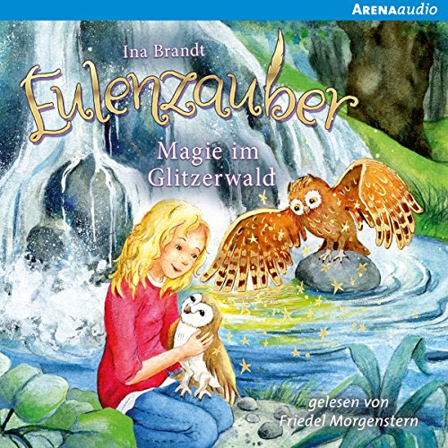 Magie im Glitzerwald audiobook cover art