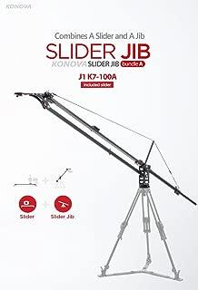 Konova Slider Jib Bundle A J1 K7 100A 39.4 Inch (Include K7 100cm Slider)