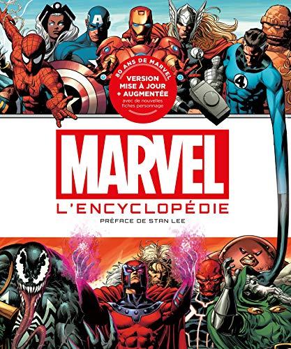 Marvel, lencyclopédie mise à jour et augmentée