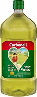 Carbonell Extra Virgin Olive Oil - 68 oz (2 PACK)