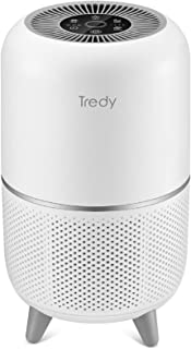 TREDY HEPA Air Purifier for Home Large Room with Air Quality Sensor, Filters Indoor Air and Removes Smoke/Dust/Odor/Polle...