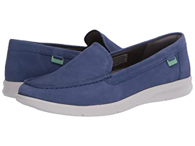 Rockport Ayva Washable Loafer (Bold Blue) Women