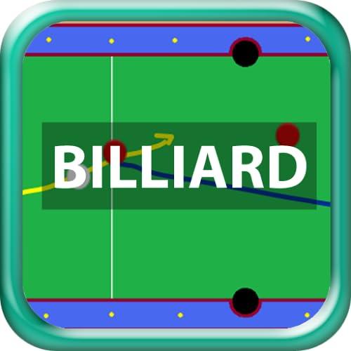 Billiard Clipboard & Scoreboard (for Kindle, Tablet & Phone)