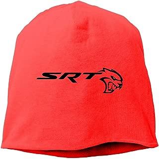Unisex SRT Hellcat Logo Fashion Beanie Hat Skull Cap