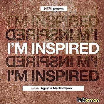 I'm inspired