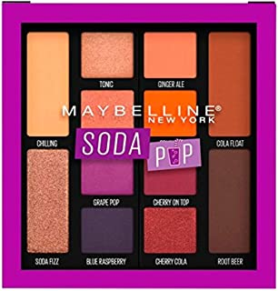 Maybelline Eyeshadow Palette Makeup, Soda Pop