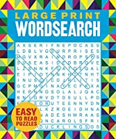 Large Print Wordsearch (Jumbo flexi puzzles)