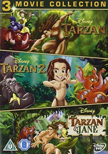 Tarzan / Tarzan 2 / Tarzan and Jane [UK Import]