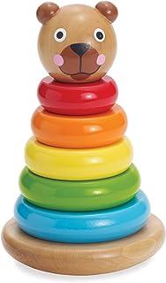 Manhattan Toy Brilliant Bear 磁铁堆叠游戏 玩具