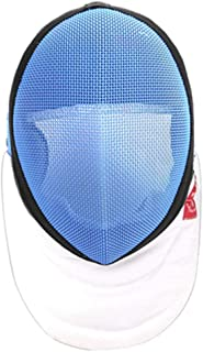 XIURAB Fencing Foil Mask CE Certified 350N Adult and Children Fencing Helmet Fencing Training Equipment