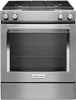 kitchenaid downdraft gas range