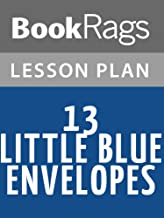 Lesson Plans 13 Little Blue Envelopes by Maureen Johnson