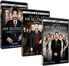 Masterpiece: Mr. Selfridge Seasons 1, 2 & 3 DVD Collection