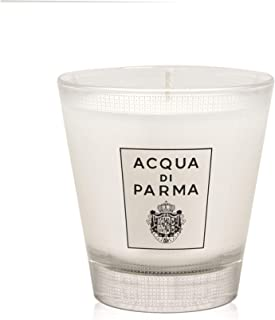 Water of Parma Cologne Glass Candle
