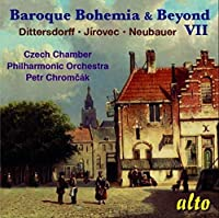 Dittersdorf / Jirovec / Neubauer: Baroque Bohemia & Beyond Vol 7 (2015-05-03)