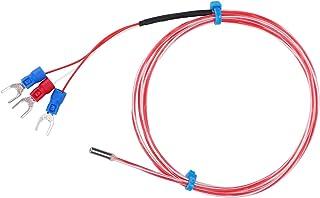 Sonda de termistor, sensor de temperatura de alambre de platino-níquel, conservación de agua fuerte anticorrosión ampliame...