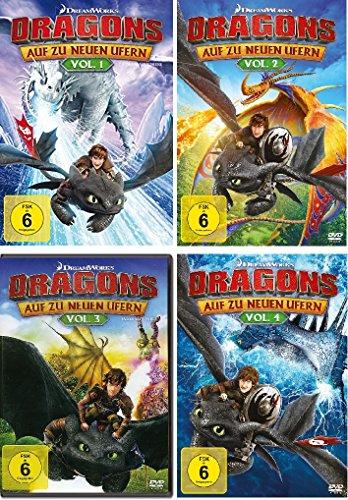 Auf zu neuen Ufern, Vol. 1 - 4 (4 DVDs)