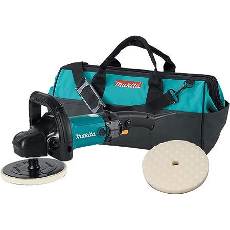 Makita 9237cx3 Makita 7 Polisher 10 Amp 600 3 000 Rpm Var Spd Loop Handle With Foam Pad And Bag Amazon Com