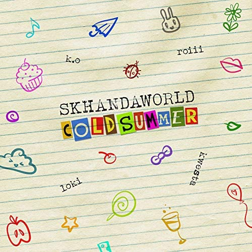 SKHANDAWORLD feat. K.O, Loki, Roiii & Kwesta