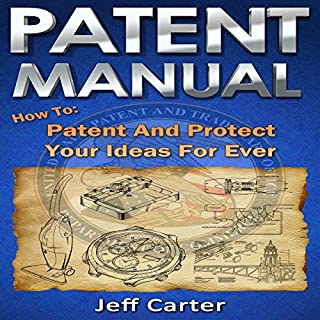 Patent Manual cover art