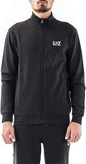 Ea7 emporio armani Men's Small Logo Sweatjacket