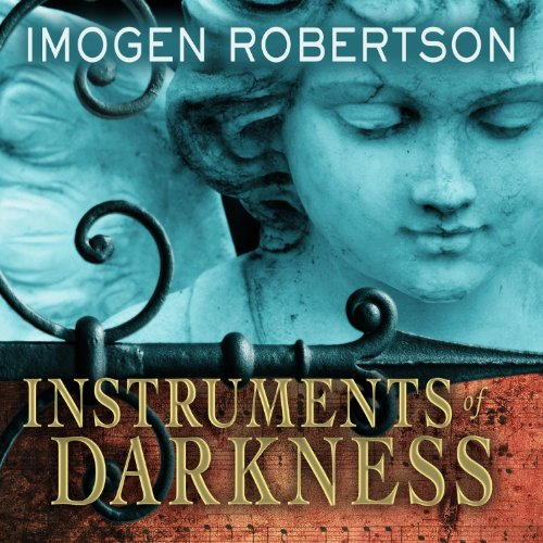 Instruments of Darkness audiobook cover art